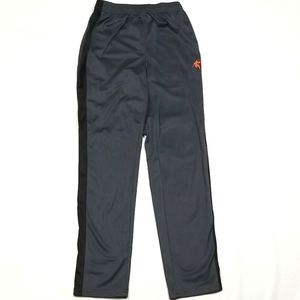 AND 1 Youth Boys Gray And Black Track Pants Sz XL